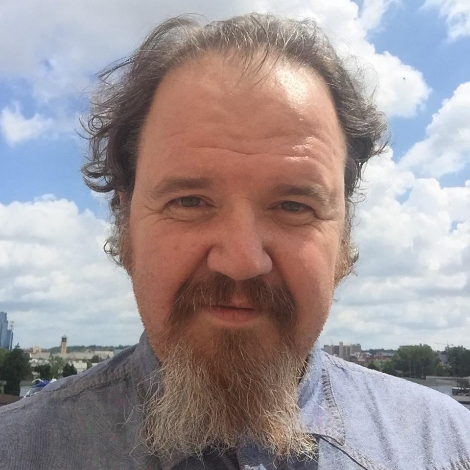Professor of Visual Studies and Foundations Paul Wittenbraker